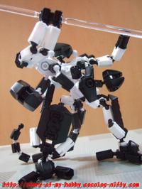 アソブロック:ロボット①