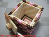 パーラービーズ:キャンディボックス小②