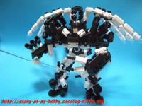 アソブロック:ロボット